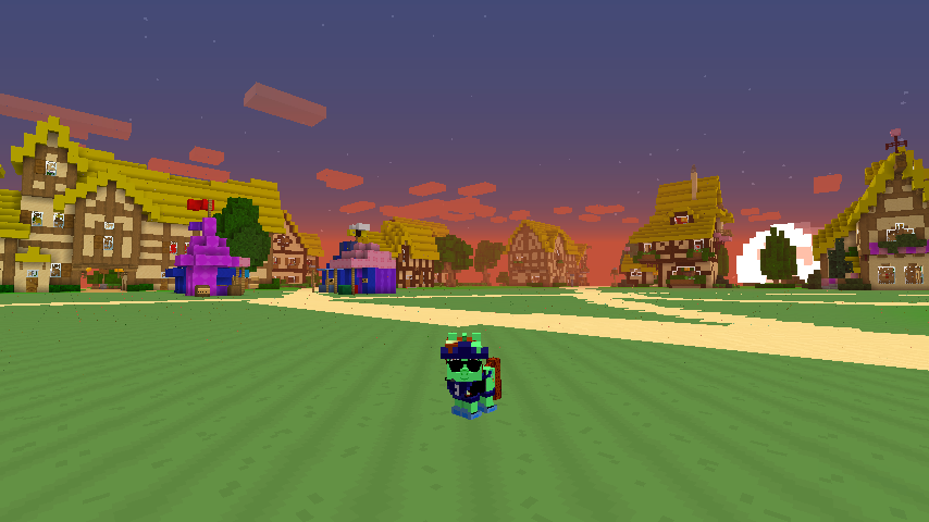 minecraft mine little pony